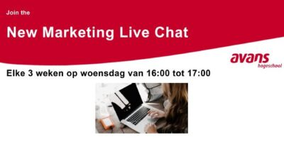 New Marketing Live Chat