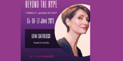 """Thought leader Forum: """"Beyond the Hype"""""""